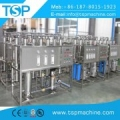 U.F. filter hollow fiber mineral water treatment system