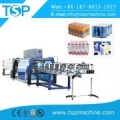 Linear One-piece Film Overwrapping Shrink Packing Machine TSP-WD-300A