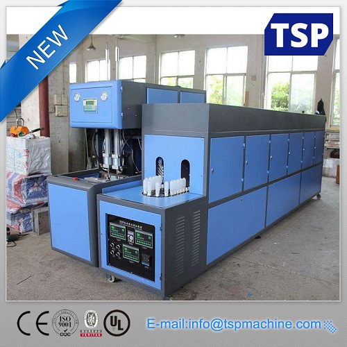 juice bottle blowing machine