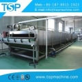 Hot Fruit Juice Production Line Spray Cooling Tunnel WP-6