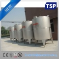 SUS304 Pure Water, Alcohol, Chemical Storage Tank 4000 Ltrs