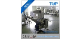 Manual Sleeve and Shrink Labeling Machine
