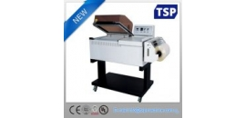 Manual L Bar Sealer POF/PE Film Shrink Wr